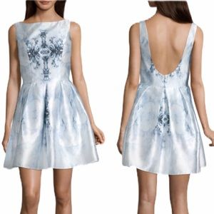 Glamour by Terani Couture low back dress $250